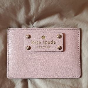 Kate Spade Authentic credit card case